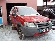 Dezmembrez land rover freelander 2usi si 4 usi motor 2000diesel de land rover... în Botosani, Botosani Dezmembrari
