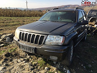 Dezmembrez Jeep Grand Cherokee 4 7 Benzina în Curtea de Arges, Arges Dezmembrari