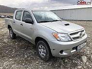 Dezmembrez Piese Toyota Hilux 2008 Euro4 120cp în Curtea de Arges, Arges Dezmembrari