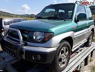 Dezmembrez Mitsubishi Pajero Pinin 1 8gdi în Curtea de Arges, Arges Dezmembrari