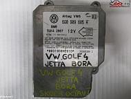 Calculator airbag Volkswagen Golf 2001 cod 6Q0909605A în Cosereni, Ialomita Dezmembrari