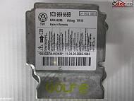 Calculator airbag Volkswagen Golf 2011 cod 5C0959655B în Cosereni, Ialomita Dezmembrari