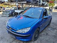 Dezmembrari Peugeot 206 1 4d An 2005 8hz în Vadu Pasii, Buzau Dezmembrari