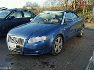 Dezmembrez Audi A4 Cabrio 2008 2 0tdi Bpw Dezmembrări auto în Cornu Luncii, Suceava Dezmembrari