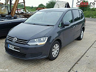 Dezmembrez Volkswagen Sharan An 2014 Dezmembrări auto în Falticeni, Suceava Dezmembrari