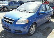 Dezmembrez Chevrolet Aveo (2006-2008) Dezmembrări auto în Agigea, Constanta Dezmembrari