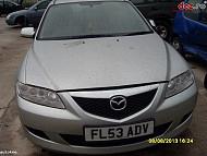 Dezmembrez Mazda 6 Din 2004 2 0 16v Dezmembrări auto în Belciugatele, Calarasi Dezmembrari