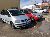 Dezmembrez Volswagen Sharan Din 2000-2002 Dezmembrări auto în Craiova, Dolj Dezmembrari