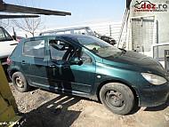 Dezmembrez Peugeot 206 Diesel   în Nicolae Balcescu, Bacau Dezmembrari