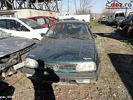 Dezmembrez Golf 3 An 1996 Benzina   în Nicolae Balcescu, Bacau Dezmembrari