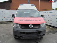 Dezmembrez Volkswagen T5 2 5tdi Din 2004 130cp 96kw Axd E3   în Ploiesti, Prahova Dezmembrari