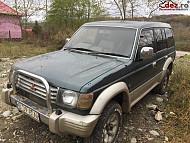 Dezmembrez Mitsubishi Pajero 7 Locuri   în Curtea de Arges, Arges Dezmembrari