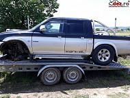 Dezmembrez   Mitsubishi L200 An 2003   în Curtea de Arges, Arges Dezmembrari