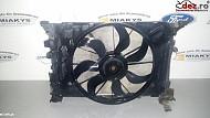 Ventilator radiator Mercedes B 180 2012  în Bucuresti, Bucuresti Dezmembrari