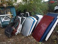 Vand piese din dezmembrari din auto romanesti si straine  stoc foarte mare   în Pitesti, Arges Dezmembrari