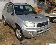 Dezmembrez Toyota Rav 4 4d4 2 0d In 2 Usi Argintie   în Ploiesti, Prahova Dezmembrari