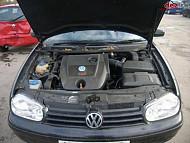 Dezmembrez vw golf 4   vindem motor piese de caroserie usi capota radiator...  în Lugasu de Jos, Bihor Dezmembrari