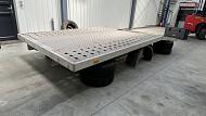 Autoplatforma Pentru Doka 4200x2050 Mm Full Aluminium   în Zalau, Salaj Dezmembrari