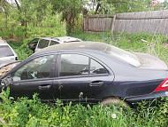 Vand Mercedes C 180 din 2001, avariat in fata  în Targu Secuiesc, Covasna Dezmembrari