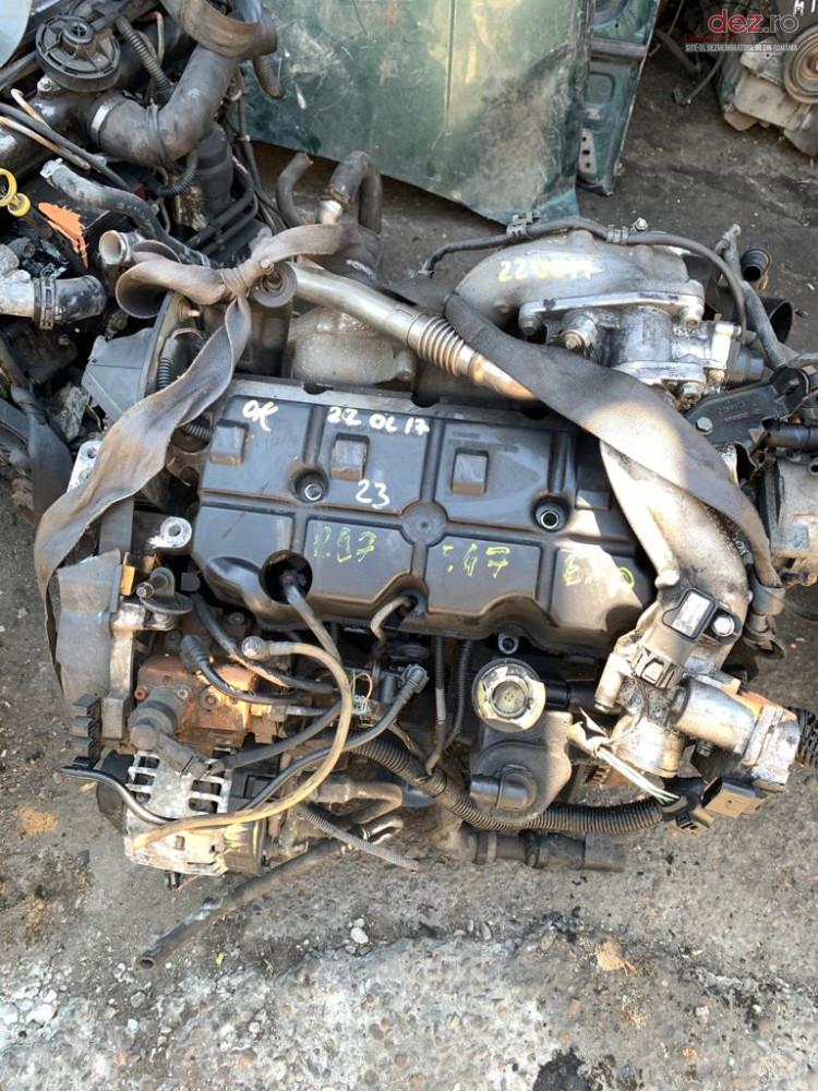 Motor Renault 1 9 Dci Euro 4 Cod F9q L818 Piese auto în Galati, Galati Dezmembrari