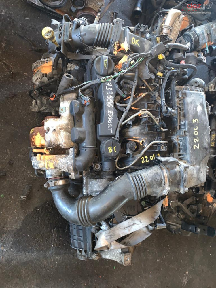 Motor Ford Focus 1  6 Tdci Cod G8da  Piese auto în Galati, Galati Dezmembrari