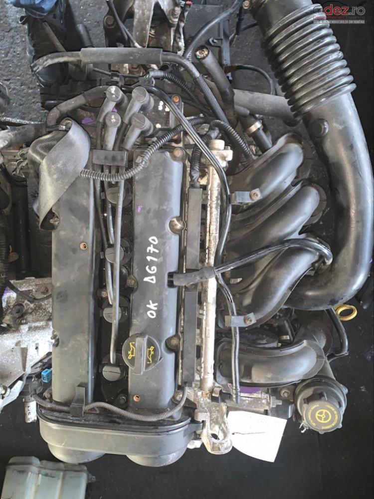 Motor Ford Focus 2 1 6 I 16v 1596 Cmc 2005 Tip Hwda Piese auto în Galati, Galati Dezmembrari