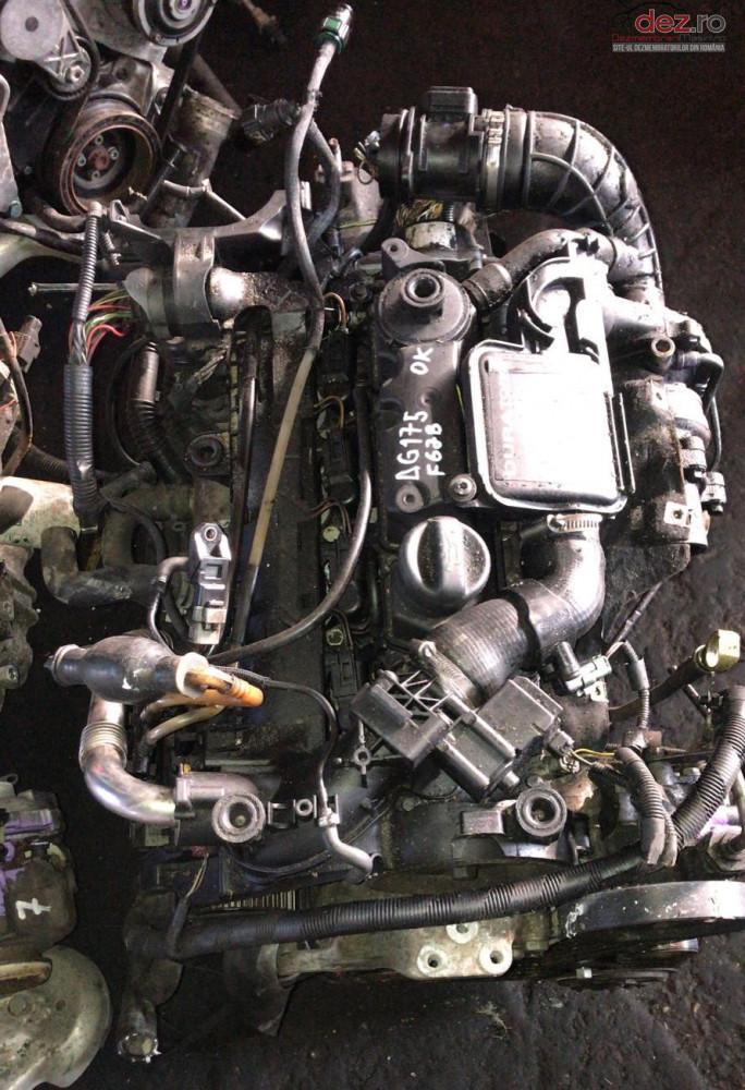 Motor Ford Fiesta V 1 4 Tdci Cod F6jb Piese auto în Galati, Galati Dezmembrari