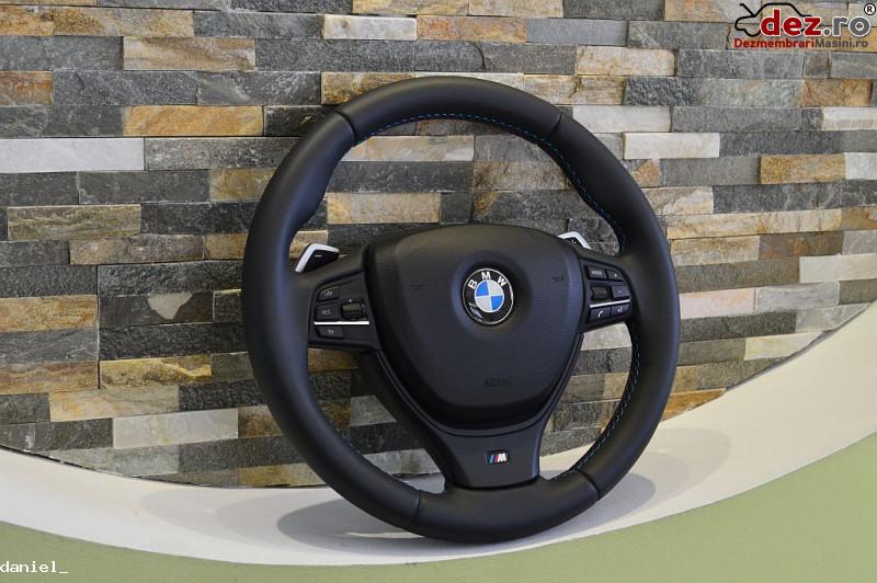Volan BMW Seria 5 F10 M 2013 Piese auto în Targoviste, Dambovita Dezmembrari