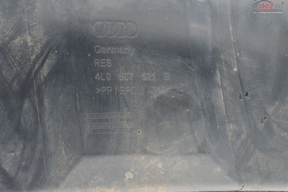 Spoiler Bara Spate Audi Q7  cod 4L0807521B Piese auto în Targoviste, Dambovita Dezmembrari
