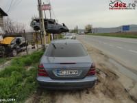 Vand Mercedes E270 Avatiat In Fata Mașini avariate în Nicolae Balcescu, Bacau Dezmembrari