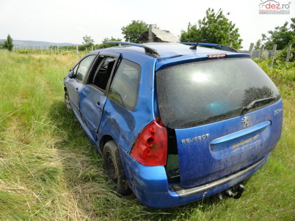Dezmembrez Peugeot 307 Benzina Dezmembrări auto în Nicolae Balcescu, Bacau Dezmembrari