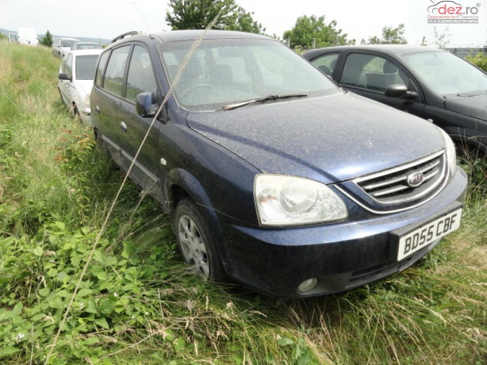 Dezmembrez Kia Carens Dezmembrări auto în Nicolae Balcescu, Bacau Dezmembrari