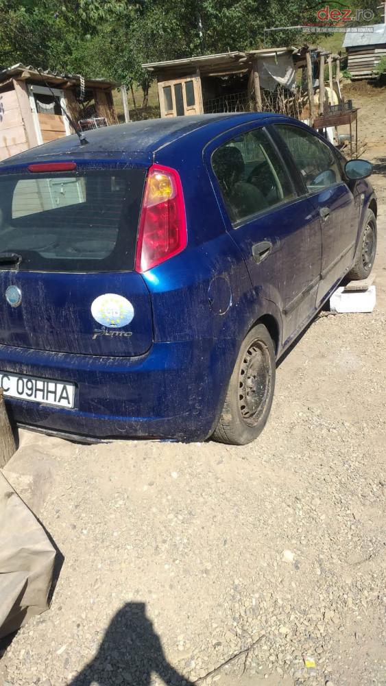 Dezmembrez Fiat Grande Punto Dezmembrări auto în Nicolae Balcescu, Bacau Dezmembrari