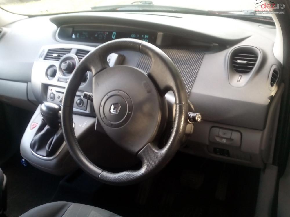 Renault Scenic 2 Cutie Viteze Automata 1  6   Piese auto în Bucuresti, Bucuresti Dezmembrari