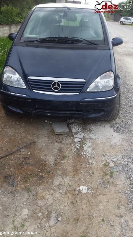 Dezmembrez Mercedes A 190 W168 Din 2002 Dezmembrări auto în Oradea, Bihor Dezmembrari