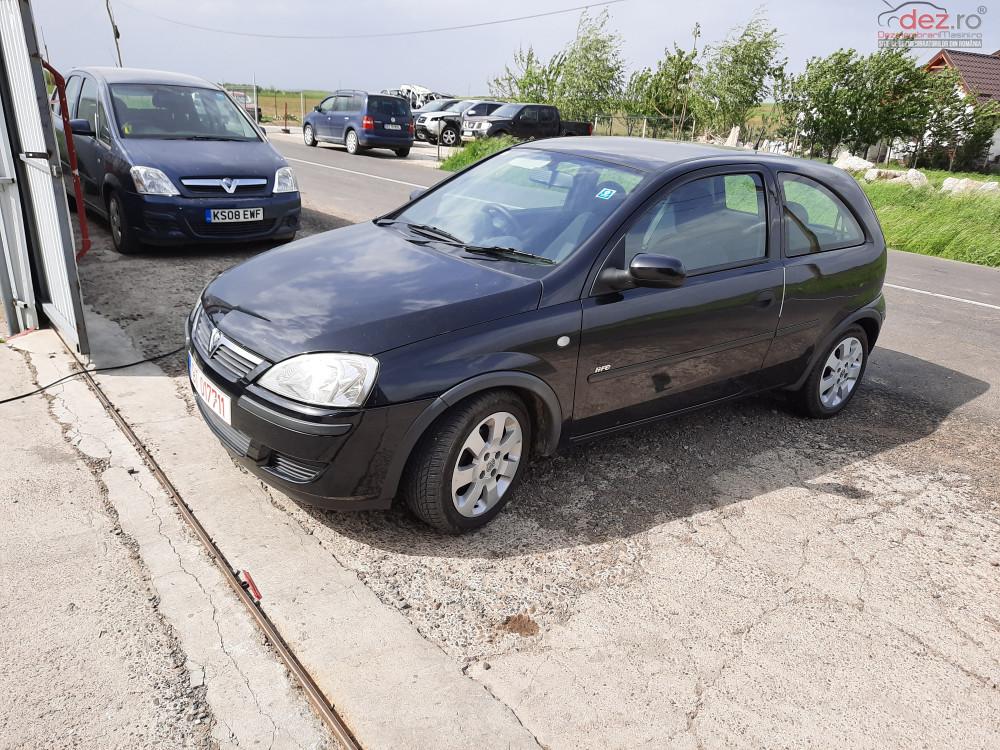 Dezmembrez Opel Corsa C 2001 Dezmembrări auto în Botosani, Botosani Dezmembrari