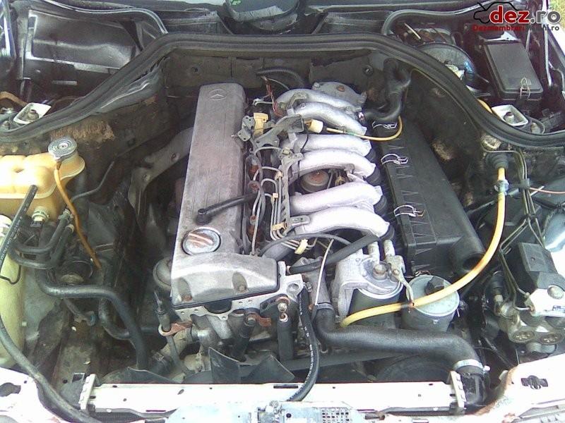 Mercedes w124 300 diesel se dezmembreaza Dezmembrări auto în Bucuresti, Bucuresti Dezmembrari