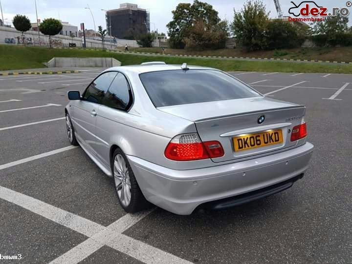 dezmembrez bmw e46 coupe facelift 320d m paket exterior. Black Bedroom Furniture Sets. Home Design Ideas
