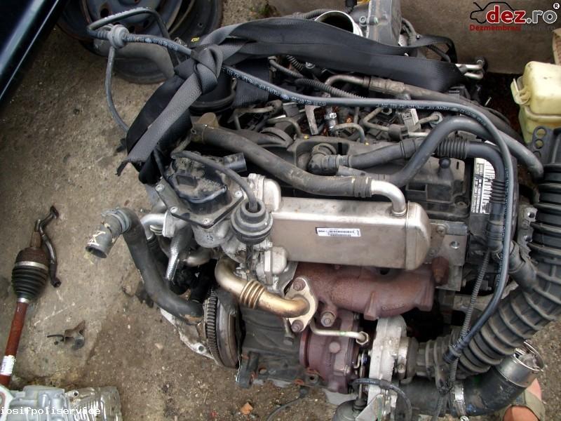 Motor fara subansamble Volkswagen T6 de marfa 2015 cod CAA Piese auto în Orastie, Hunedoara Dezmembrari