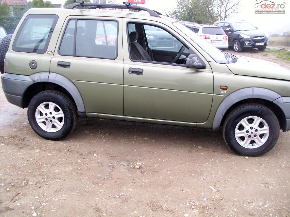 Dezmembram Land Rover Freelander Cu Motor De 2 0 Dezmembrări auto în Orastie, Hunedoara Dezmembrari