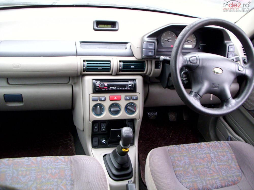 Dezmembram Land Rover Freelander Cu Motor De 2 0