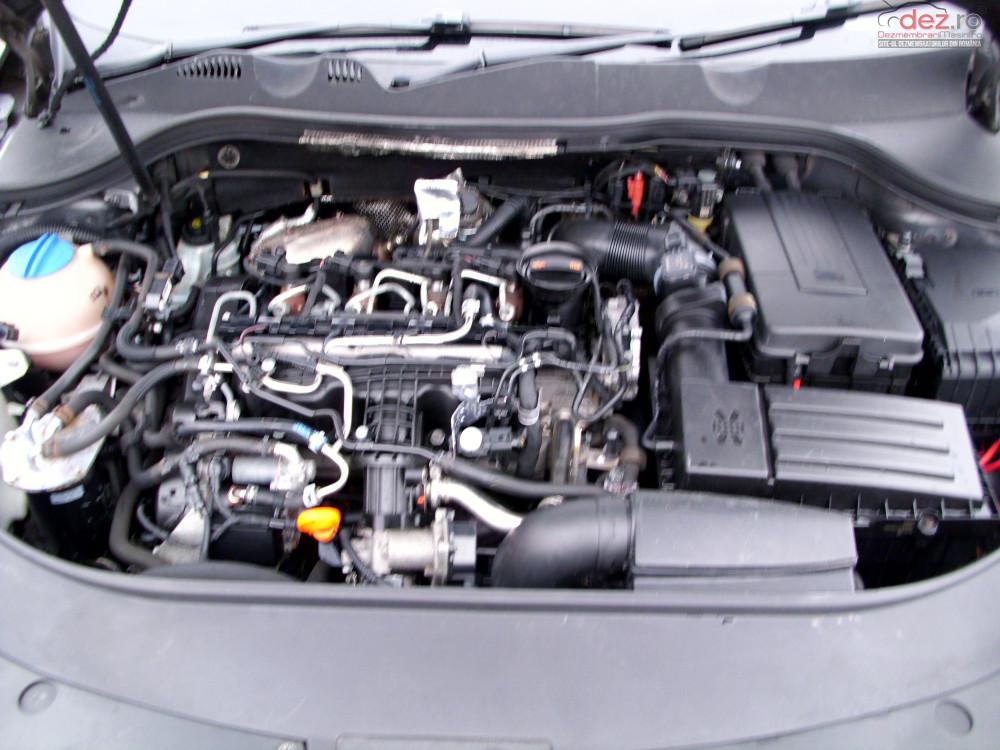 Dezmembram Vw Passat Anf 2012 Cu Motor 1 6tdi Dezmembrări auto în Orastie, Hunedoara Dezmembrari