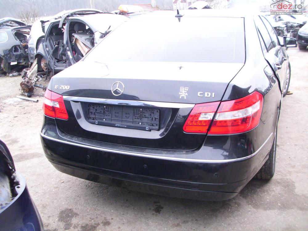 Dezmembram Mercedes E Class Dezmembrări auto în Orastie, Hunedoara Dezmembrari