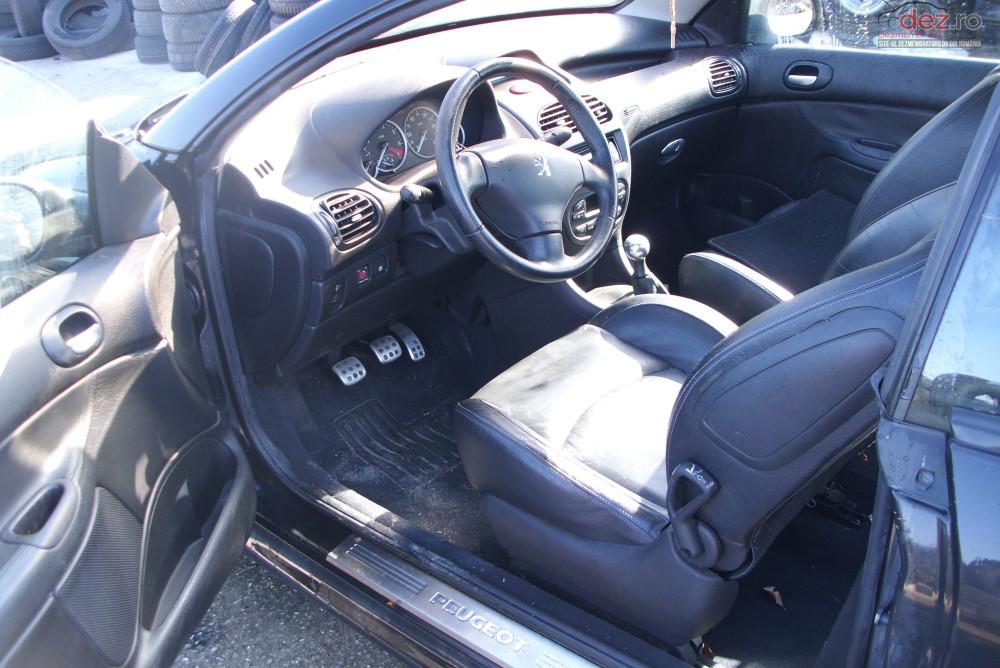 Peugeot 206 Cabrio 1 6benzina