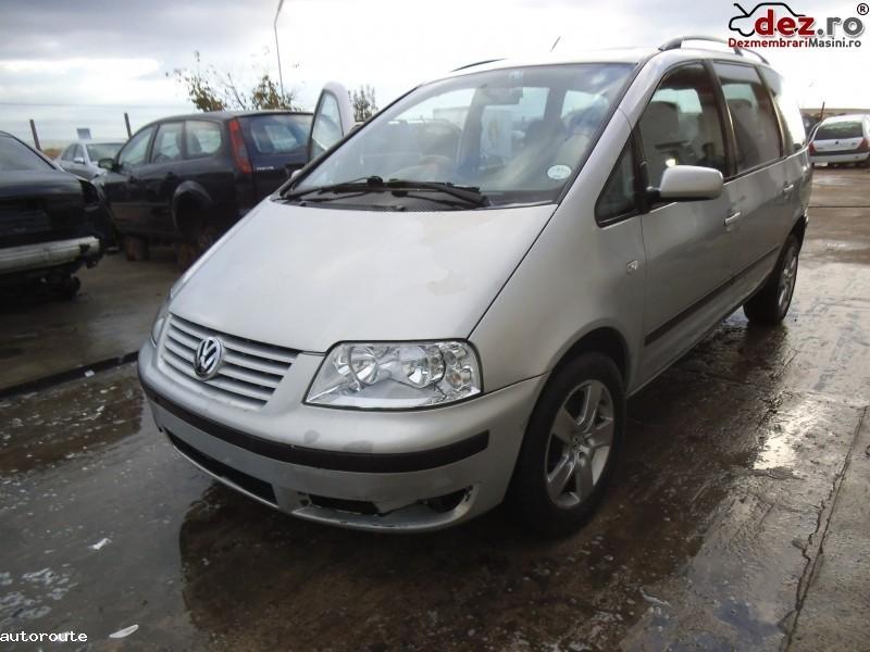 Dezmembram Volkswagen Sharan Din 2002 2 0 Benzina Dezmembrări auto în Beius, Bihor Dezmembrari