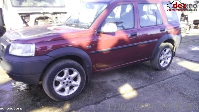 Dezmembrez Land Rover Freelander 1  8   16v  Dezmembrări auto în Craiova, Dolj Dezmembrari