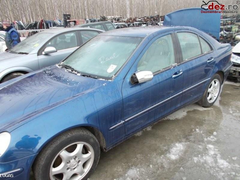 Vindem tapiterie interior mercedes c200 an 2002 piese originale de motor Dezmembrări auto în Oradea, Bihor Dezmembrari