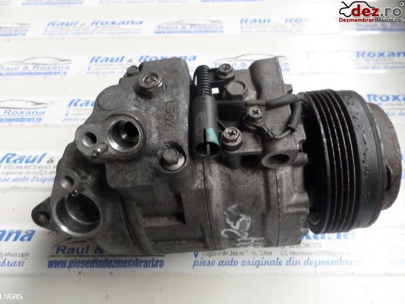Compresor aer conditionat BMW 523 2001 cod 4472208027 Piese auto în Oradea, Bihor Dezmembrari