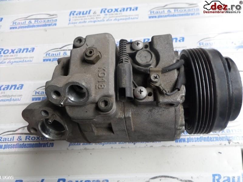 Compresor aer conditionat BMW 735 2000 cod 4472009791 Piese auto în Oradea, Bihor Dezmembrari
