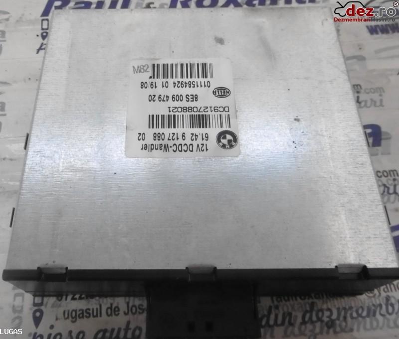 Calculator cutie de viteza BMW 120 2008 cod 61.42912708802 Piese auto în Oradea, Bihor Dezmembrari
